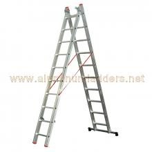 A-Type Double Extension Ladders 13 rungs