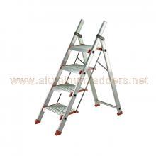 3 Step stool aluminum ladders
