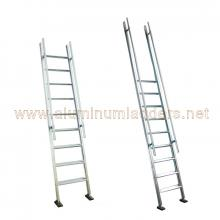 7 Step home and Industrial Access Stairway Ladder - Grip Strut