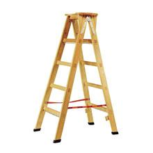 Double Sided Step Wooden Ladders 5/9 treads