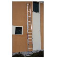 Wall Support Aluminum Extension Ladder